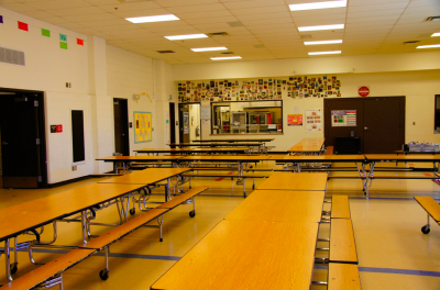 A school cafeteria. (File Photo/  Mia & Steve mestdagh/ Flickr)