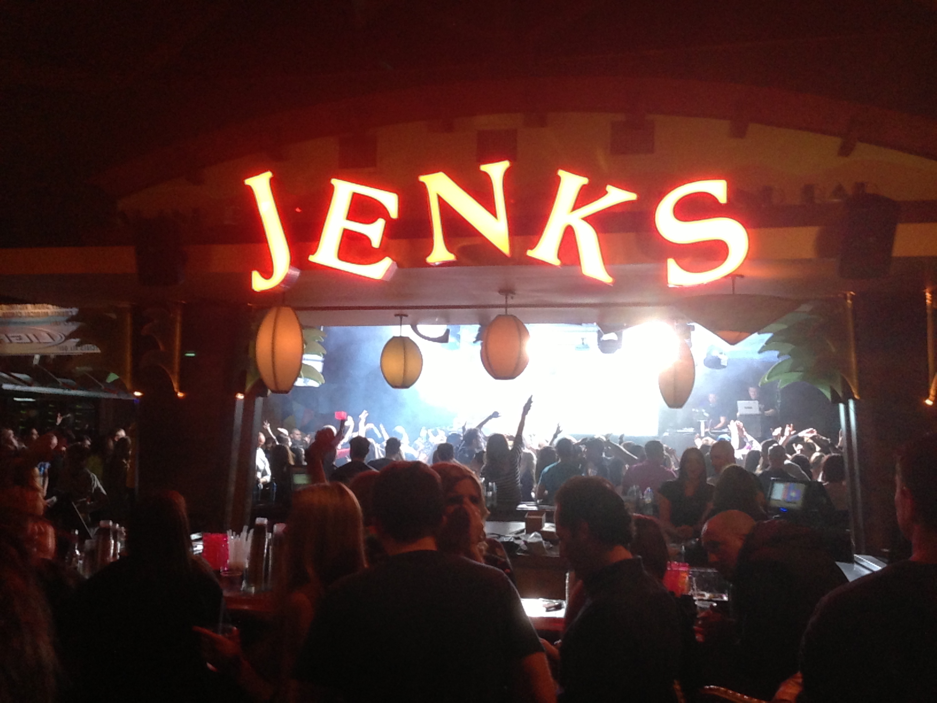 Jenks Club (Photo: Daniel Nee)
