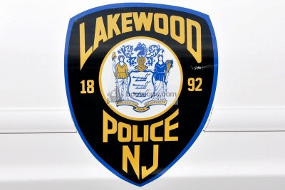 The Lakewood, N.J. police shield.