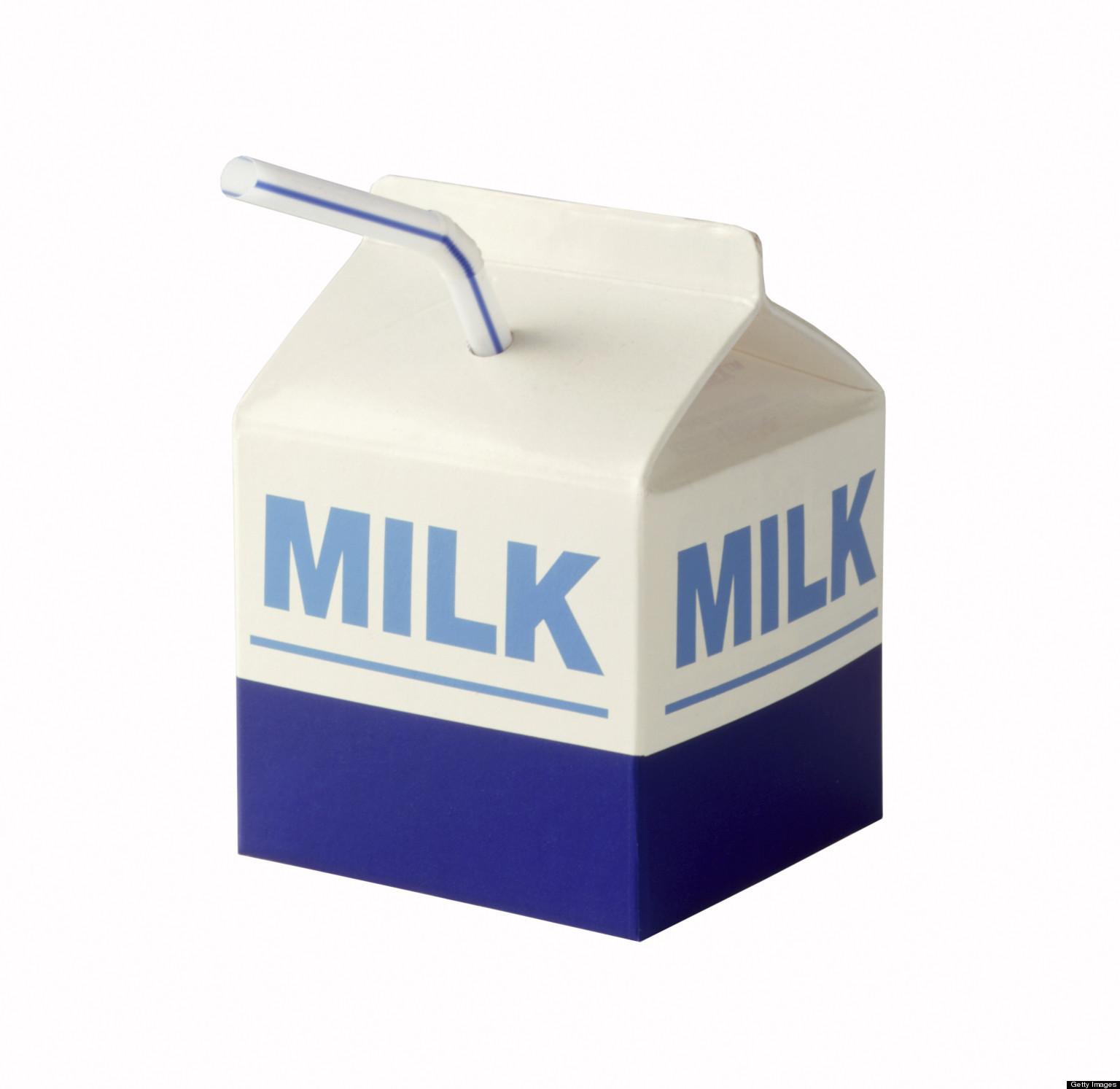 Milk container. (FIle Photo)