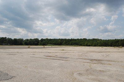 The former Foodtown site off Route 70 in Brick. (Photo: Daniel Nee)