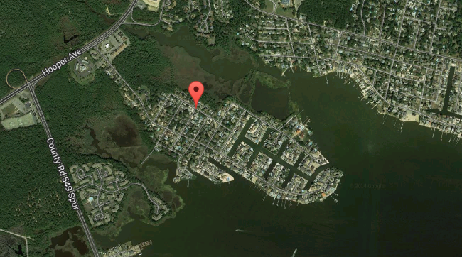 Pine Brook Road in Toms River (Credit: Google Maps)