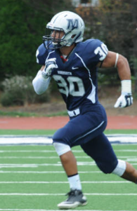 Mike Basile (Photo: Monmouth University)