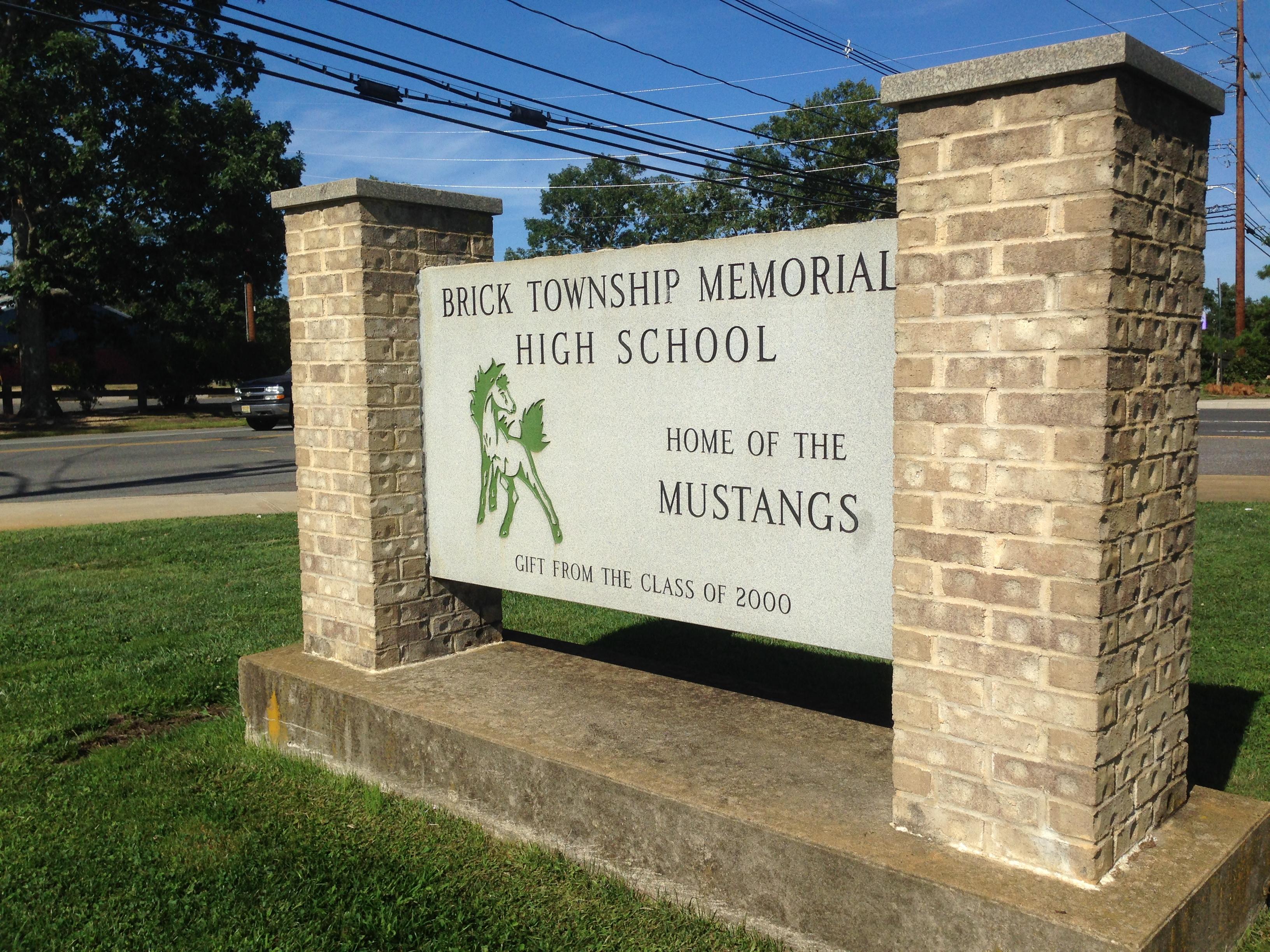 Brick Township Memorial High School (Photo: Daniel Nee)