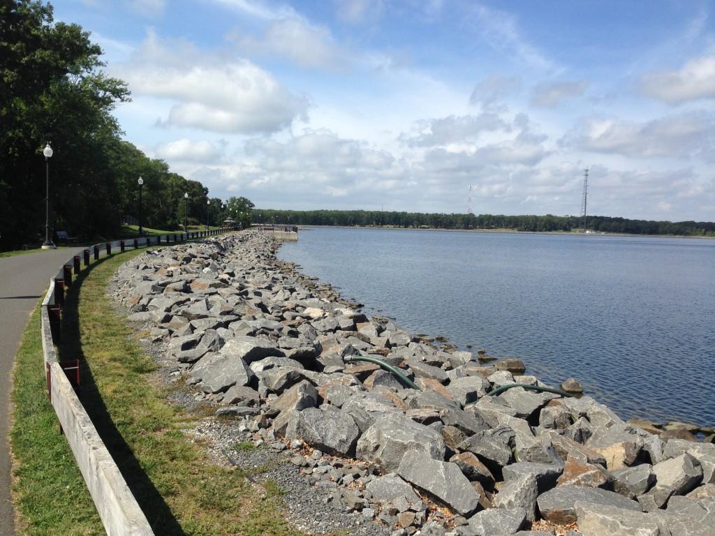 The Brick Township Reservoir (Photo: Daniel Nee)