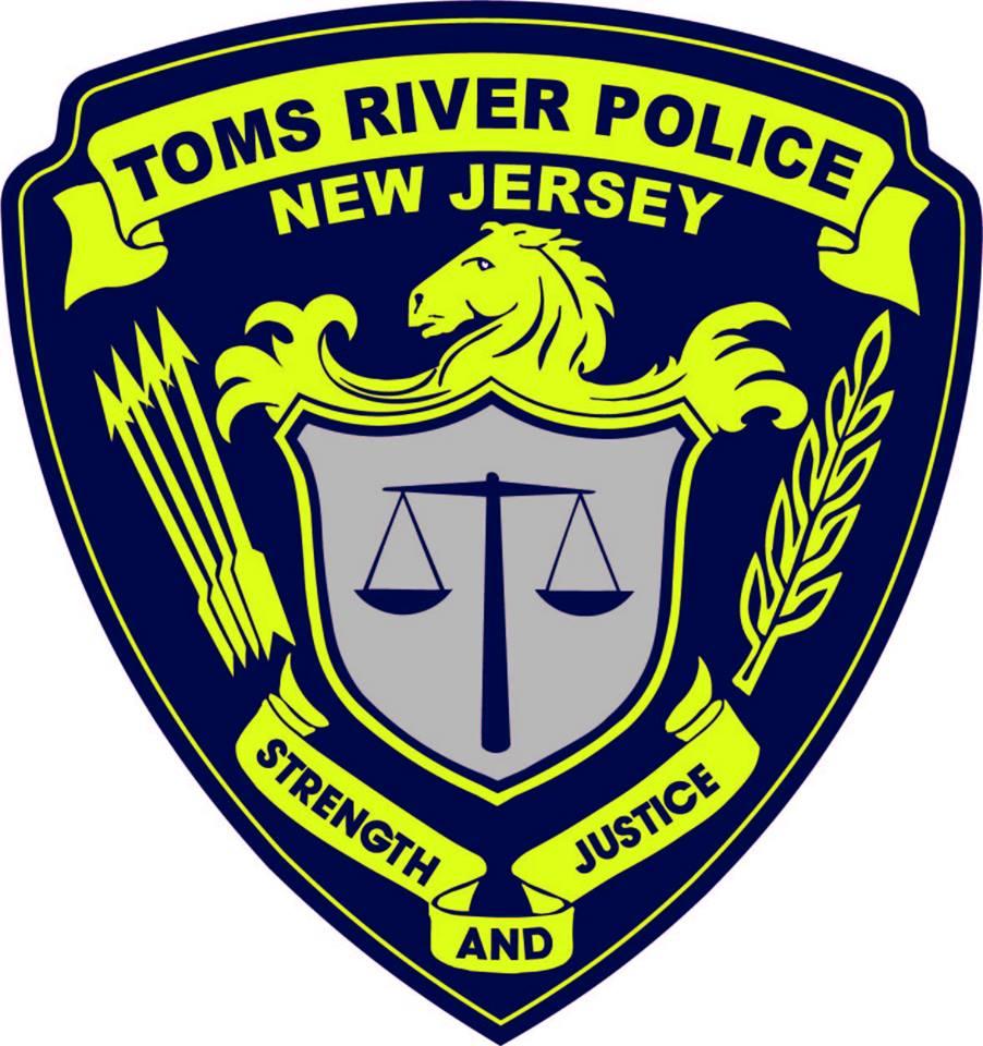 Toms River Police Shield (Photo: TRPD)
