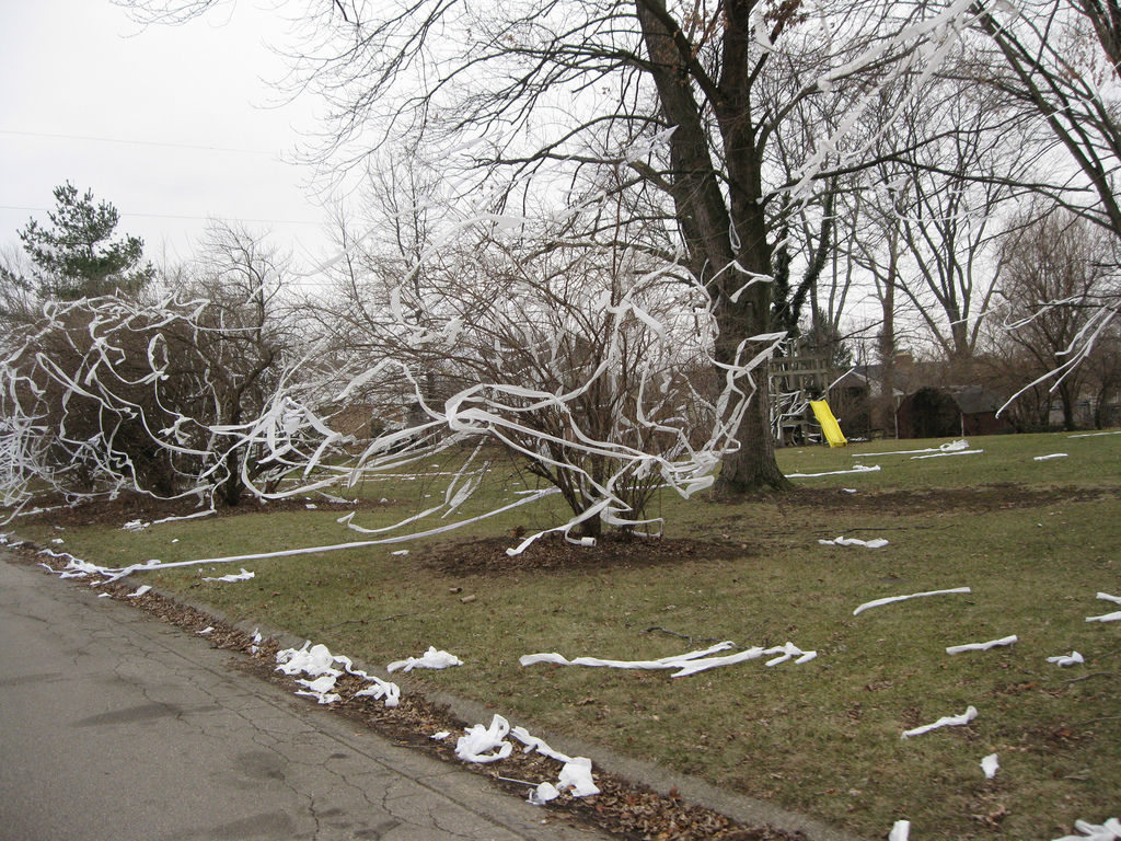 Mischief Night (Credit: John Beagle/Flickr)