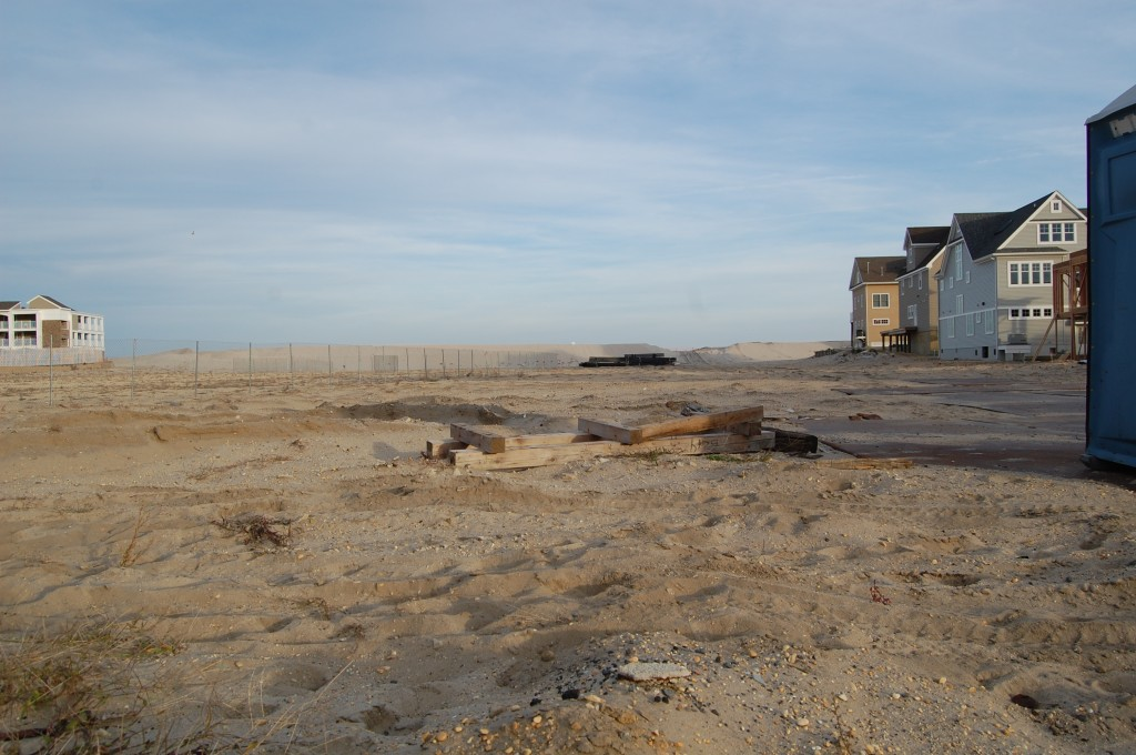 A desolate landscape at Camp Osborn, Oct. 28, 2014 (Photo: Daniel Nee)