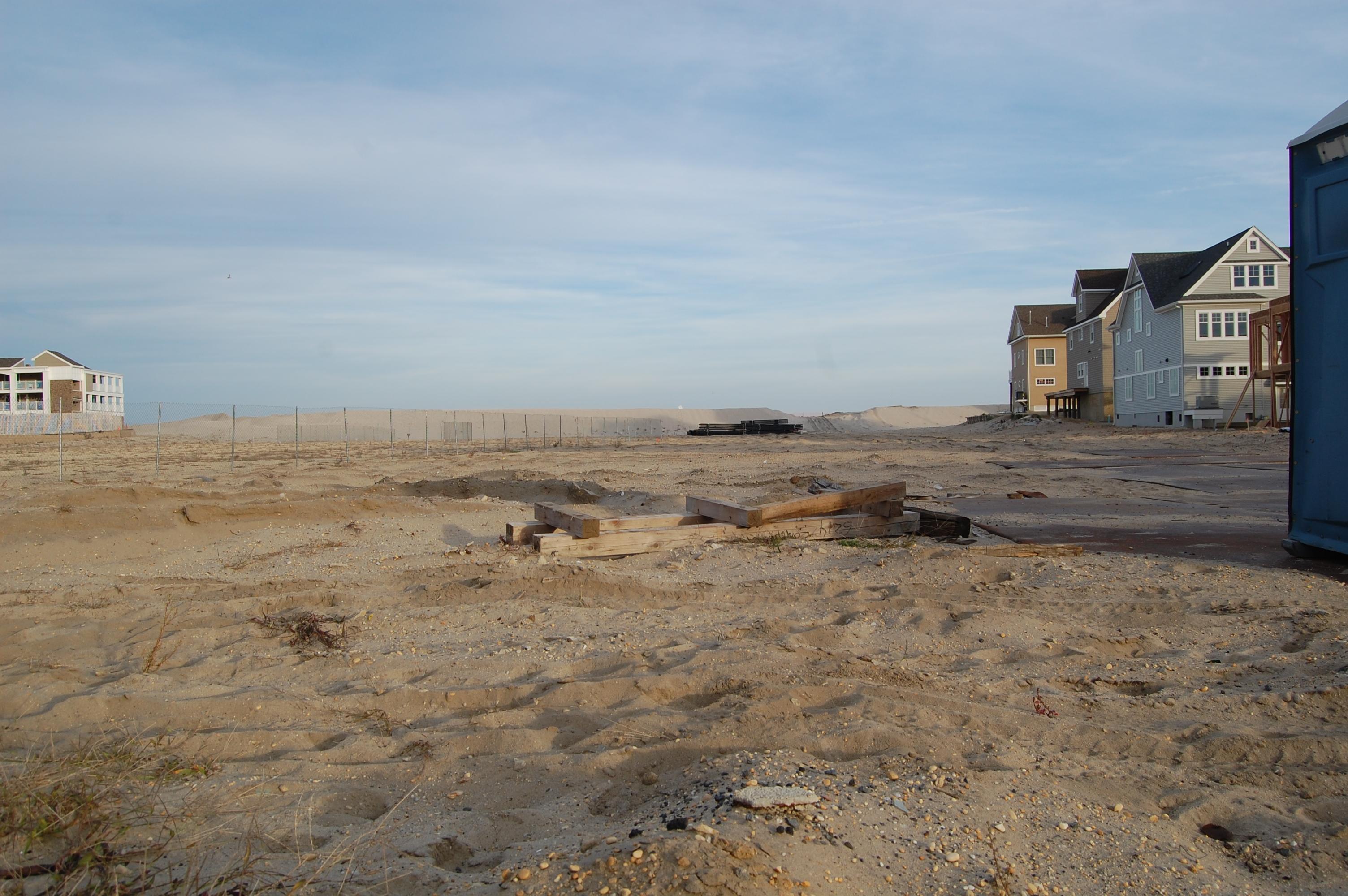 A desolate landscape at Camp Osborn, Oct. 28, 2014 (Photo: Daniel Nee)