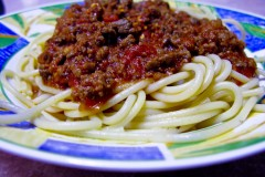 Spaghetti (Credit: Vox Efx/Flickr)