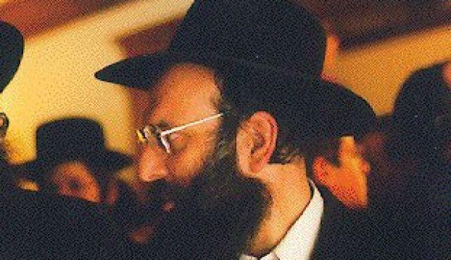 Moshe Twersky (Credit: Haaretz)