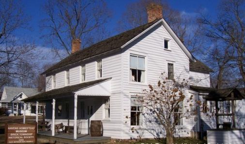 Havens Homestead Museum, Herbertsville Road (File Photo)