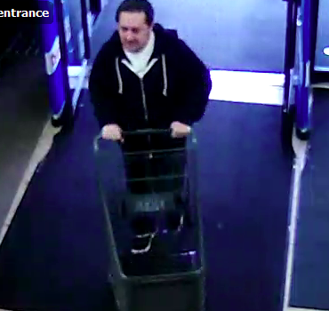 A man suspected of stealing three breast pumps from a Brick store. (Photo: Brick Twp. Police)