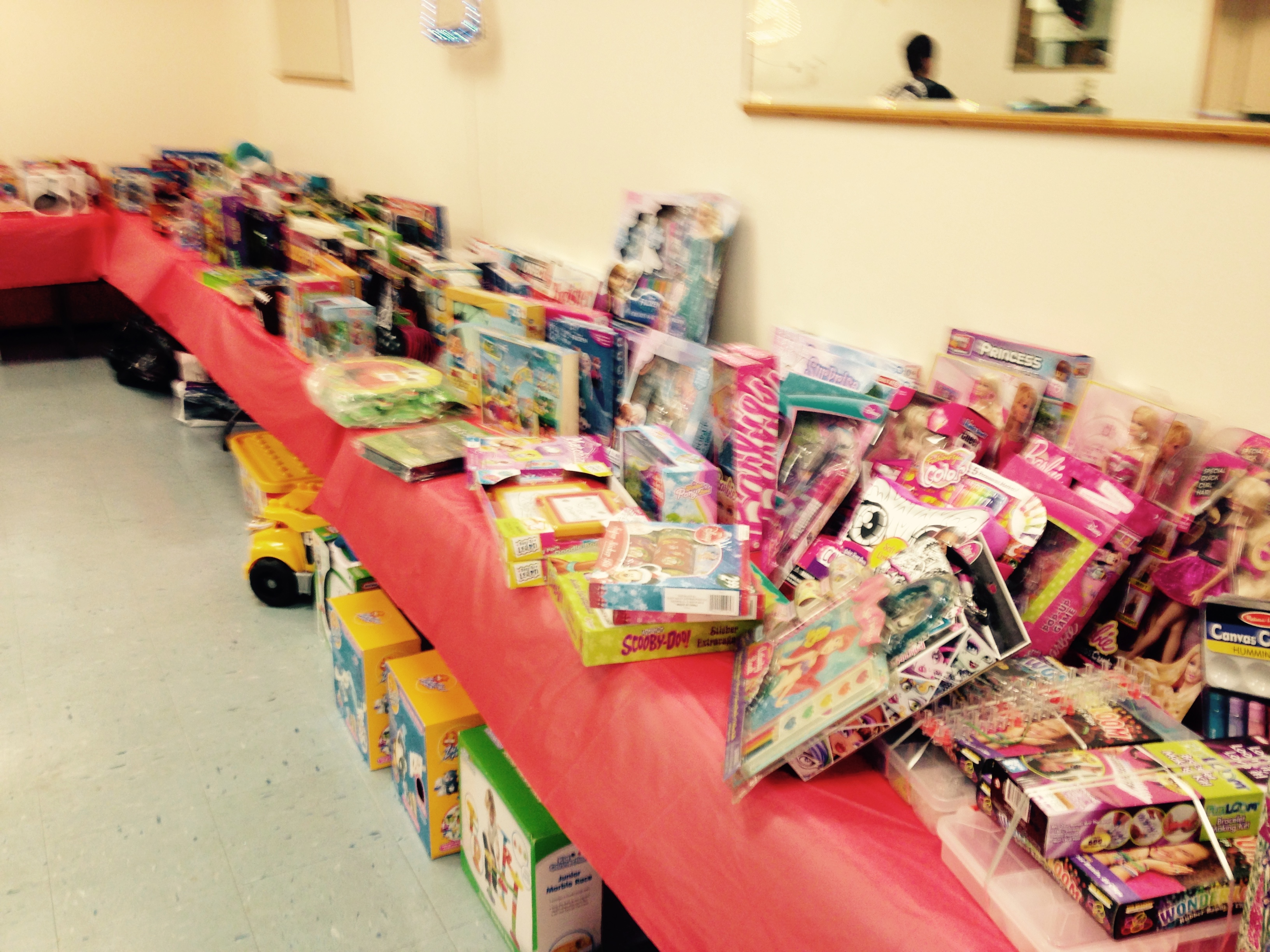 Christmas Toys For The Needy : A season of giving for brick elks lodge nj