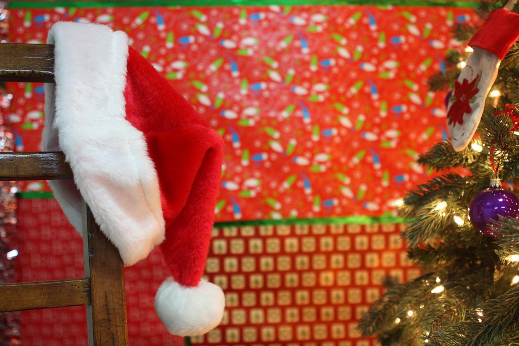 Santa Claus/Christmas (Credit: Michael Dorausch/Flickr)