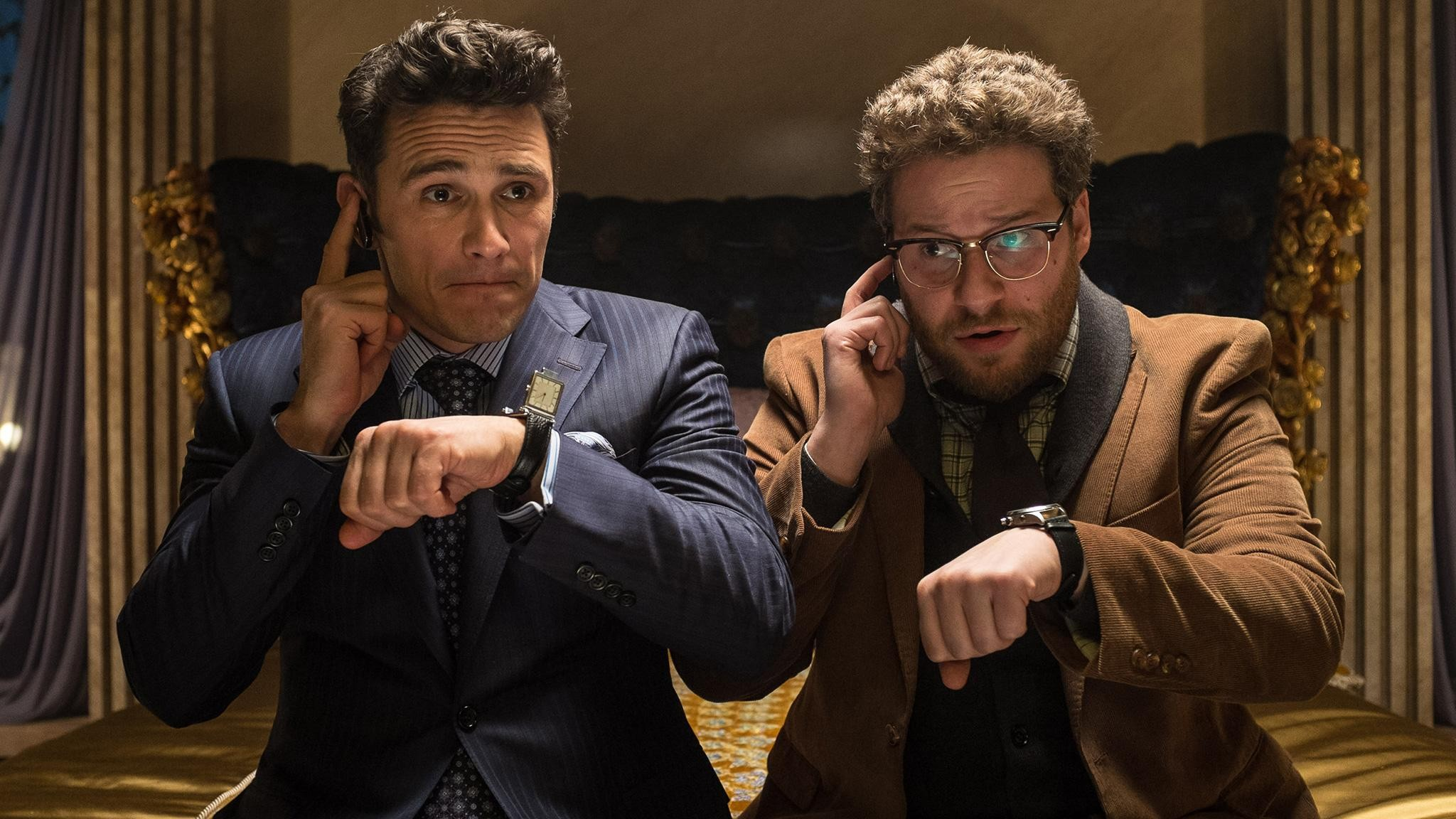 The Interview (Credit: Sony)