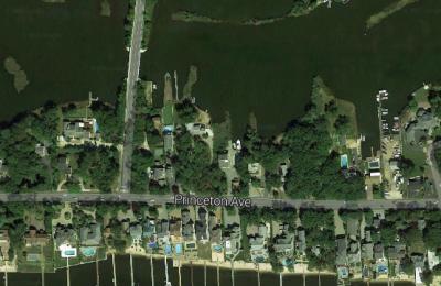 Princeton Avenue and Midstreams Road, Brick, N.J. (Credit: Google Maps)