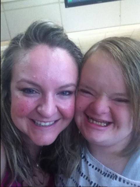 Louisa (left) and Miranda Abel, of Brick. (Photo: Louisa Abel)