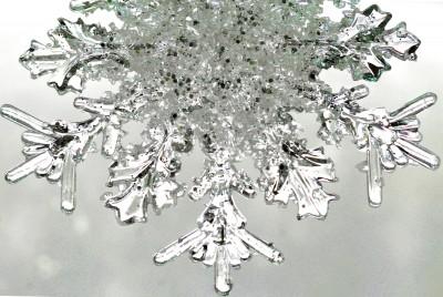 Snowflake (Photo: Liz West/ Flickr)
