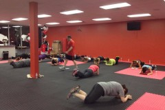 A fitness class at The Max Challenge in Brick. (File Photo)