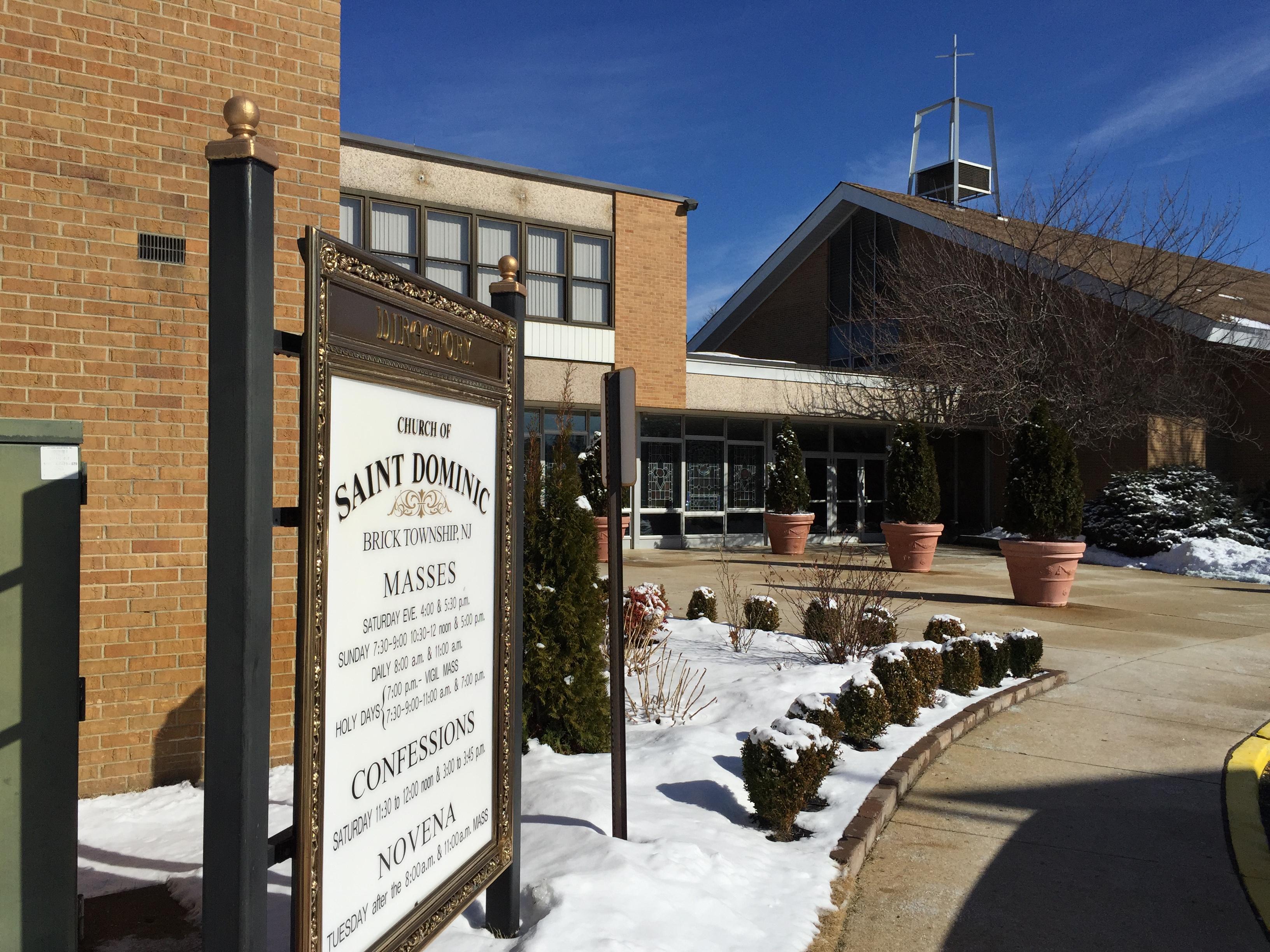 St. Dominic School, Brick, N.J. (Photo: Daniel Nee)