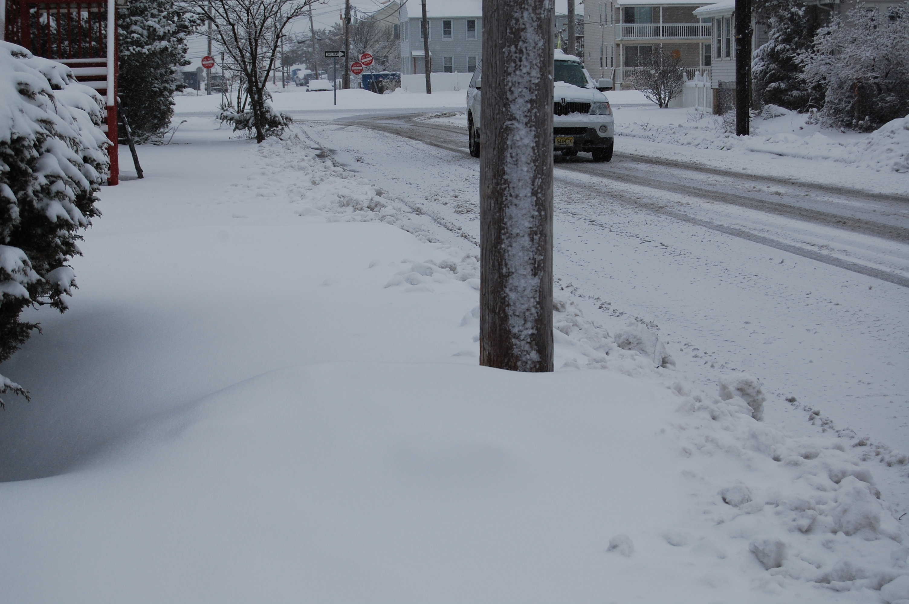 Weather Service Issues Snow And Wind Chill Watches