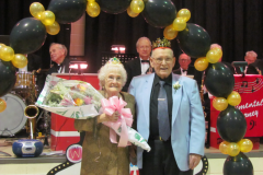 The king and queen of the 2013 Senior Citizen Prom. (Photo: File Photo/Brick Township)