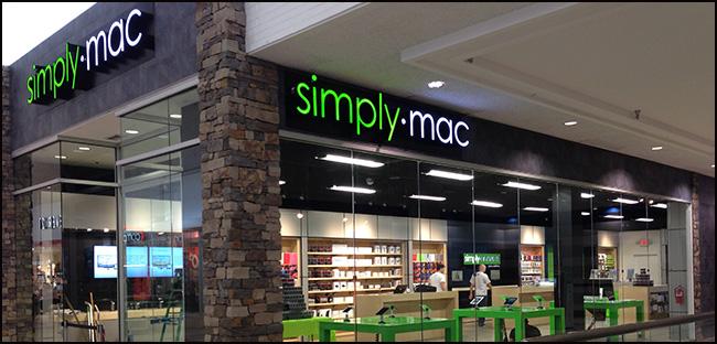 A Simply Mac store. (Photo: Simply Mac)
