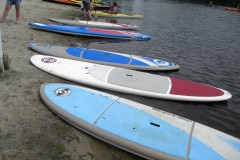 SUPs come in many shapes and sizes. (Photo: Jersey Paddler)