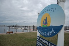 Traders Cove Marina and Park. (Photo: Daniel Nee)