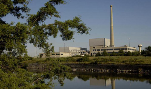 Oyster Creek Generating Station (Photo: Exelon Corp.)