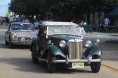 Classic cars with the Positive Earth Drivers Club. (File Photo)