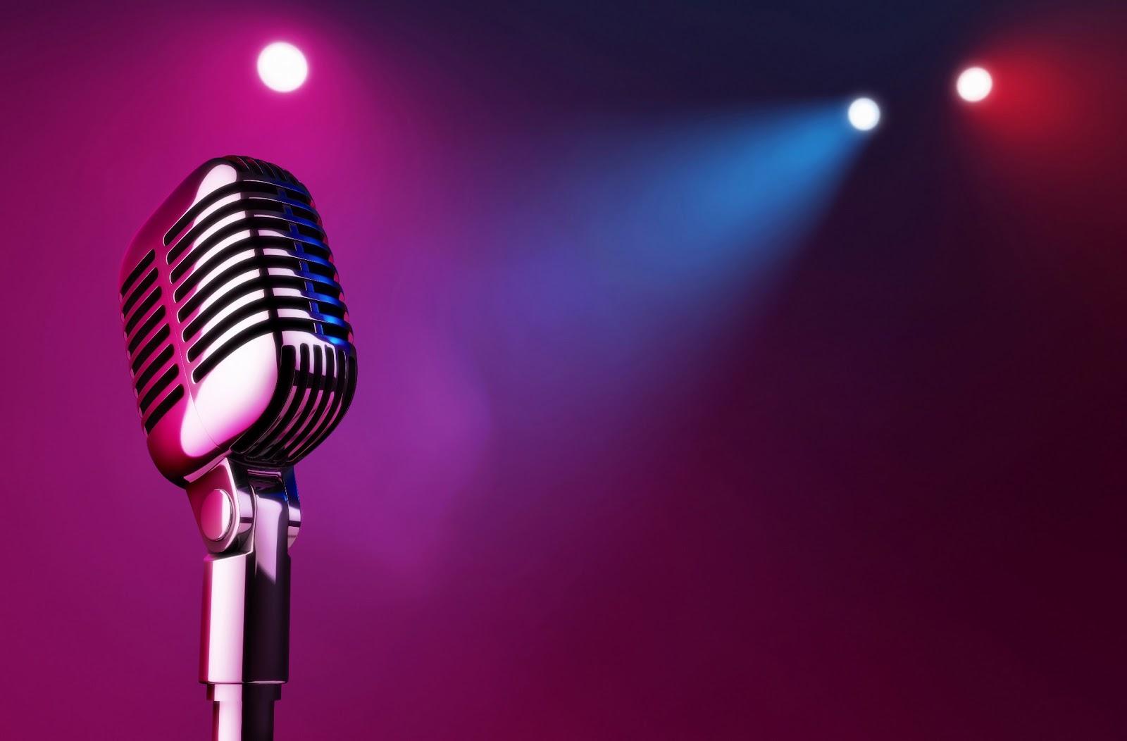 Comedy Microphone (File Photo)