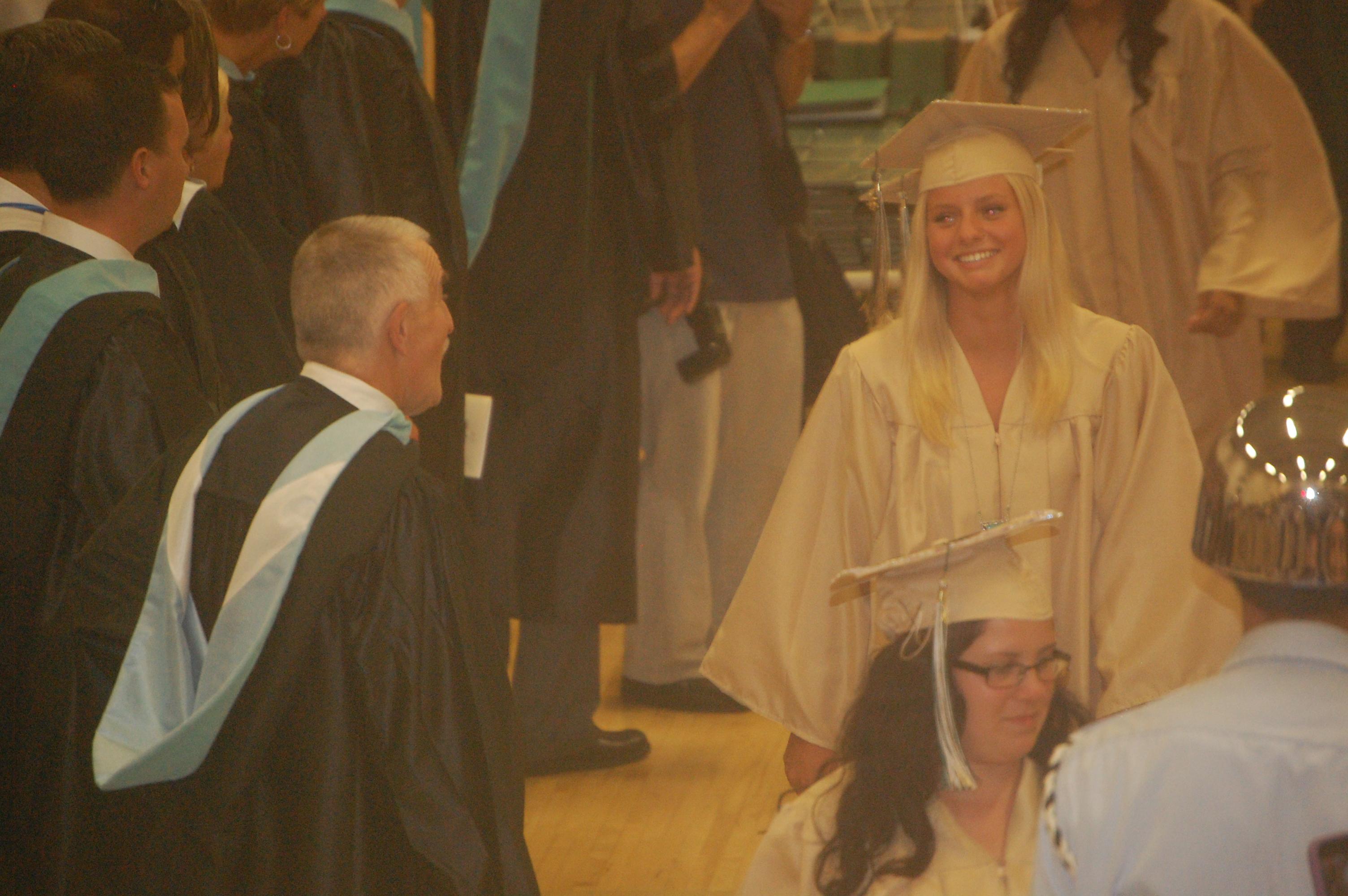 BMHS 2015 Graduation