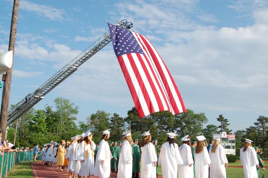 BTHS Graduation 2015