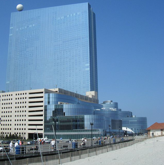 The former Revel Hotel Casino, Atlantic City. (Credit: Wikimedia Commons)