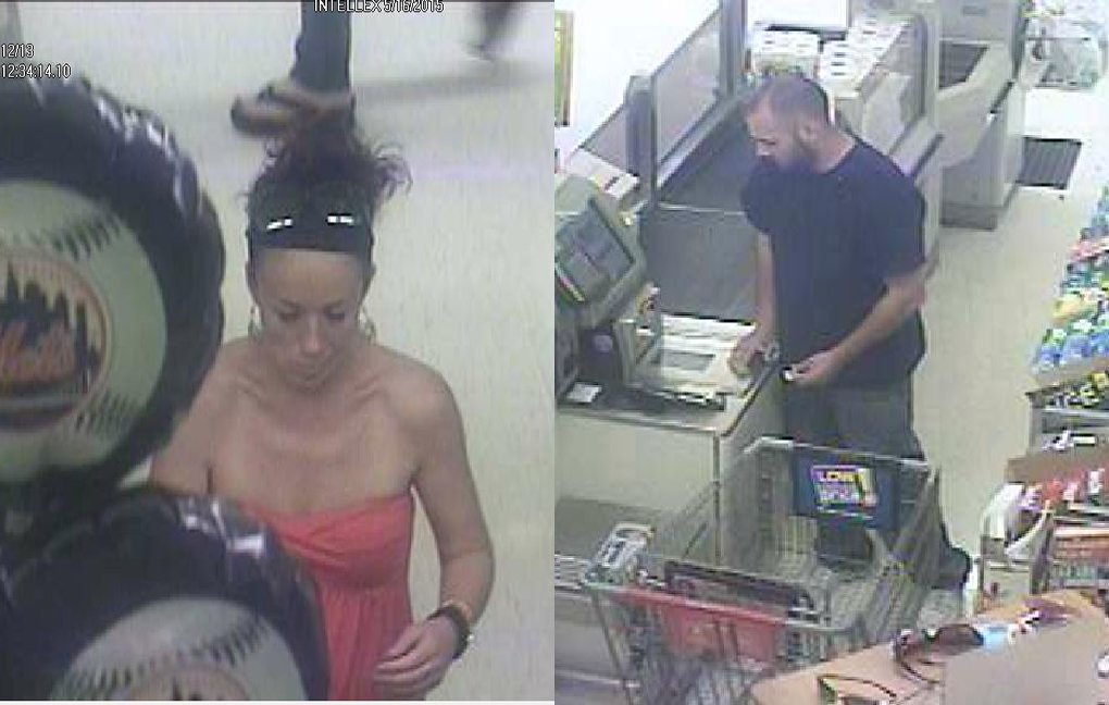 A couple accused of using fraudulent coupons at Stop and Shop. (Photo: Brick Twp. Police)