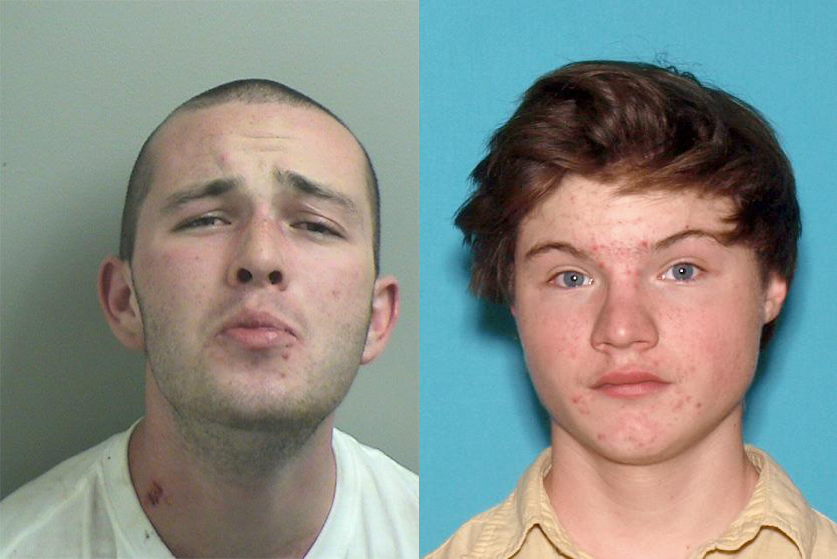 John Shevlino (left) and Chad Andersen (right). (Photos: TRPD)