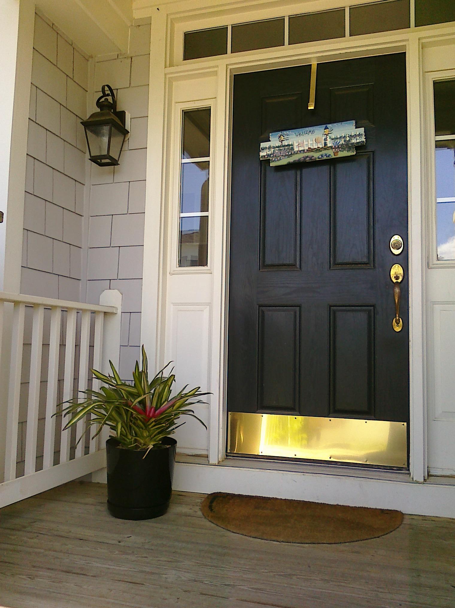 Front Door. (Credit: Heather Elias/Flickr)