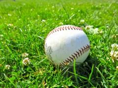 Baseball (Credit:  torbakhopper/Flickr)