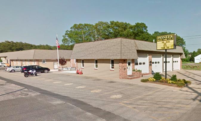 Pioneer Hose Fire Company (Credit: Google Maps)