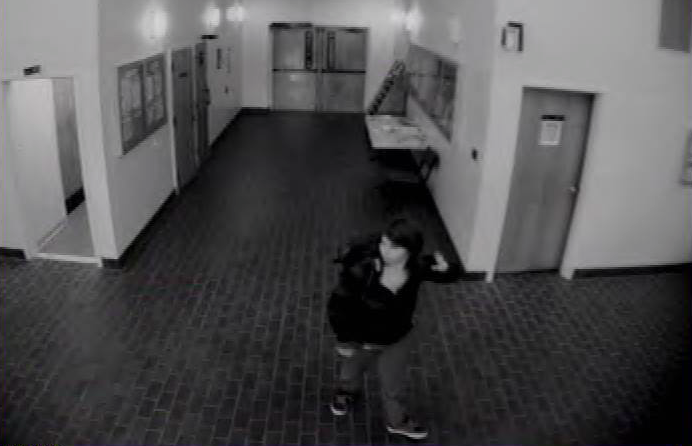 A woman being sought for questioning in a theft at St. Martha's Church. (Photo: Point Pleasant Borough Police)