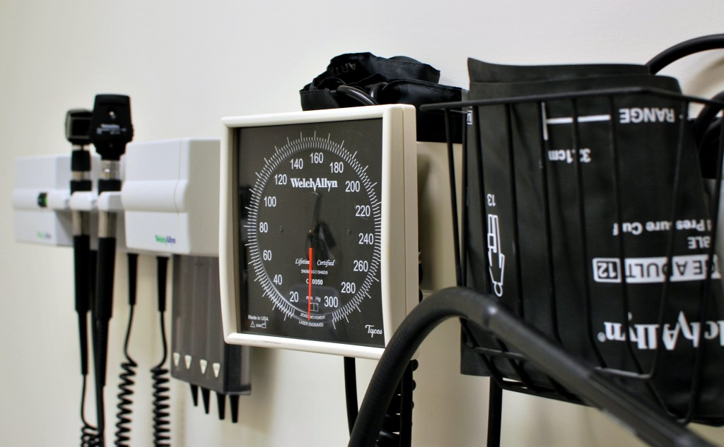 Medical equipment. (Photo: Morgan/Flickr)