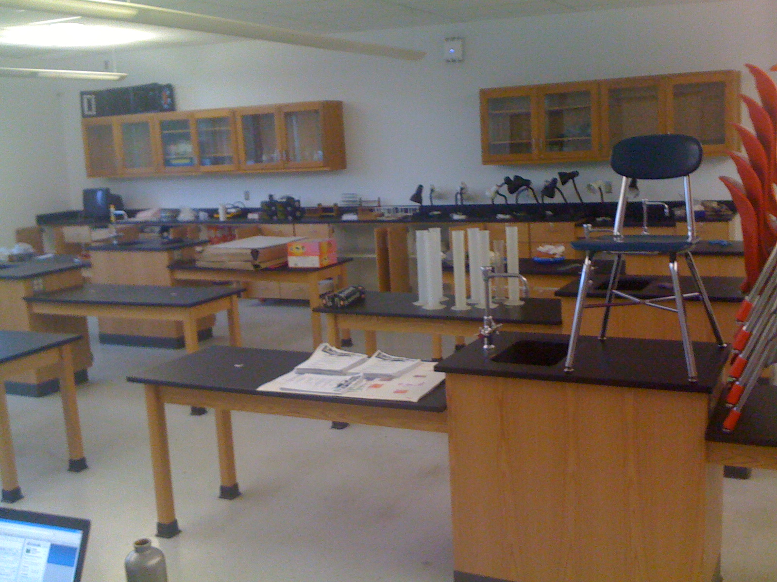 Science classroom. (File Photo/Ben+Sam/Flickr)