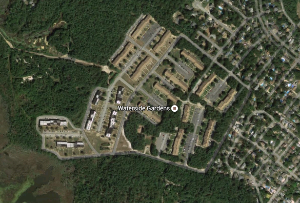 Waterside Gardens, Brick, N.J. (Credit: Google Maps)