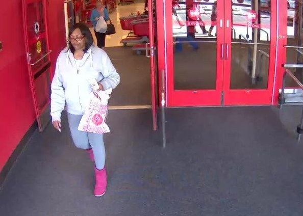 The suspect in a purse theft in the Brick Walmart store. (Photo: Brick Twp. Police)