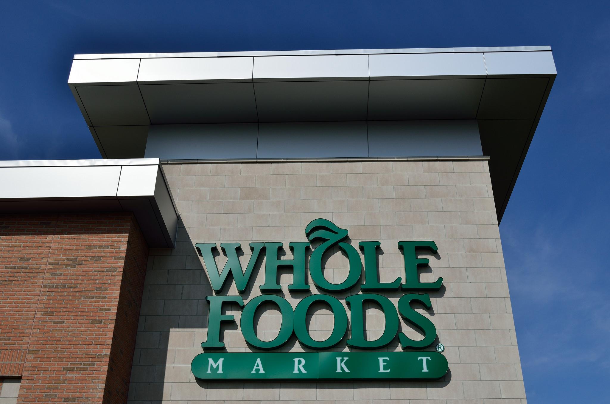 Whole Foods Market (Credit: Open Grid/Flickr)