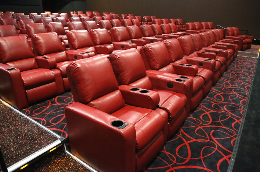 Renovations New Seating Coming To Brick Plaza Movie