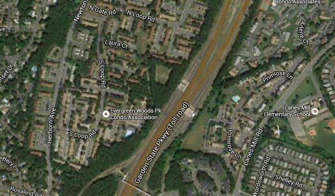Evergreen Woods, Brick, N.J. (Credit: Google Maps)