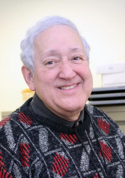 Frank LaMura (Photo: Ed Loomis, Army Corps of Engineers)